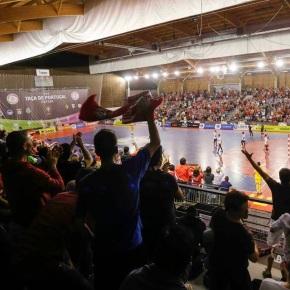 As melhores equipas de futsal regressam a Sines emjaneiro