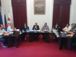 Câmara define distribuição de pelouros no executivomunicipal