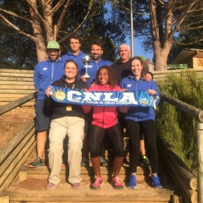 CNLA sagrou-se Campeão Nacional deMasters