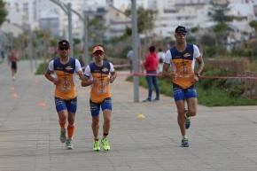 Triatlo: Três atletas do GDT da Repsol estiveram noAlgarve