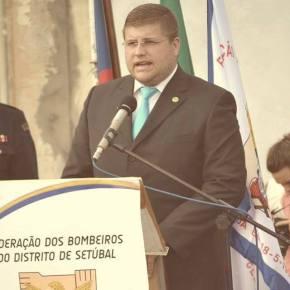 João Ludovico eleito presidente da Federação dos Bombeiros do distrito deSetúbal