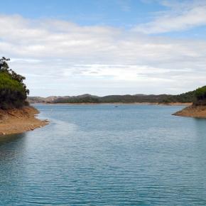 """Sistema de distribuição da Barragem de Santa Clara com """"perdas"""" de 40% daágua"""