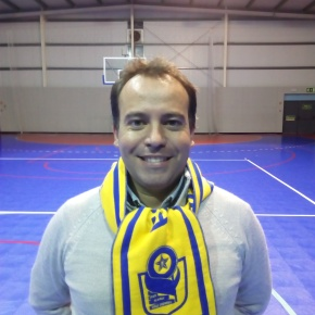 O empresário Ricardo Silva foi eleito presidente doESA