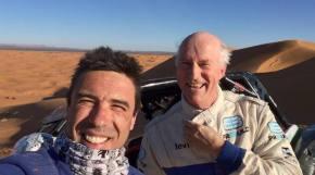 Rali Dakar: Pedro Velosa desistiu a conselho da equipamédica