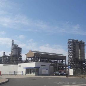 Produção de PTA vai ser retomada na fábrica de Sines esteano