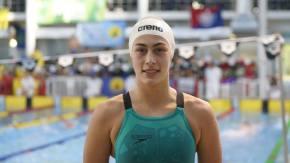 Grande revelação da natação portuguesa é natural deSines