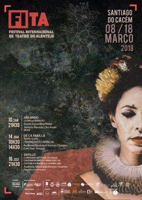 Festival Internacional traz teatro a Santiago do Cacém eGrândola