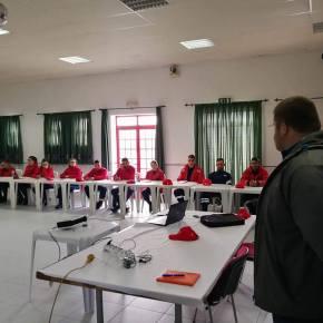 Quarenta formandos participam em instrução inicial debombeiro