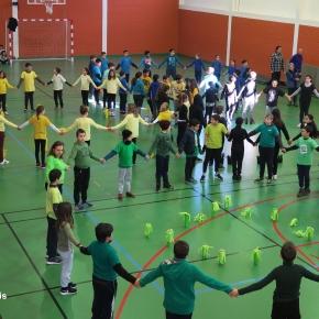Jovializar Por Aí: O Dia Olímpico na EBN1 de Santo André no âmbito do Projeto Autonomia e Flexibilidade Curricular – Os Jogos Olímpicos eParalímpicos