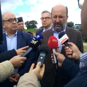 Governo suspende remoção de lamas na Barragem do Pego doAltar