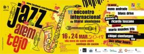 Jazz AlémTejo regressa entre 16 e 24 demarço