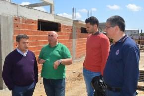 Comemoração do 29.º aniversário dos Bombeiros marcada pelas obras de requalificação e ampliação doquartel