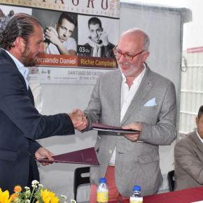 Câmara de Santiago e ERTAR assinam protocolo para novo produtoturístico