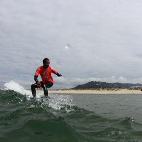 Camilo Abdula arrecada 1.º lugar no Meeting de SurfAdaptado