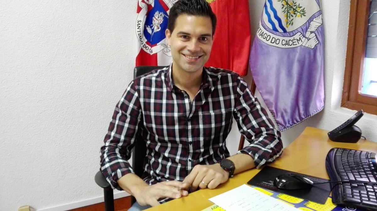 """Entrevista: """"Somos o melhor projecto para desenvolver Santo André"""""""