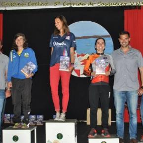 Atletismo: Carlos Papacinza e Ana Lourenço vencem em V. N. de SantoAndré