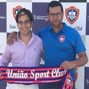 União de Santiago assinou uma parceria com a RisingTalents