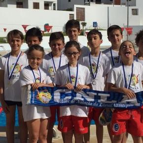 CNLA domina regionais de natação com 69pódios
