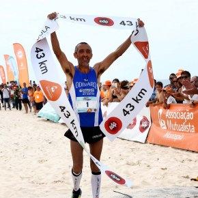 Atletas correram 43 Km pelas praias da Costa deGrândola