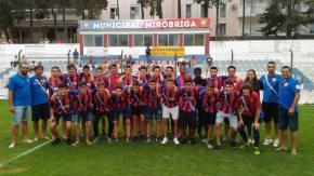 União de Santiago entrega as faixas aos campeõesdistritais