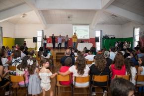 Agrupamento de Escolas do Cercal premeia alunos pelo mérito escolar e por excelenteconduta