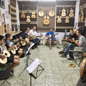 Escola de Música Tradicional Alentejana abre polo em Vila Nova de SantoAndré