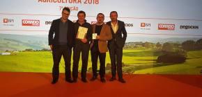 AlenSado recebe distinção no Prémio Nacional deAgricultura