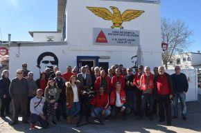 Casa do Benfica comemorou 29anos