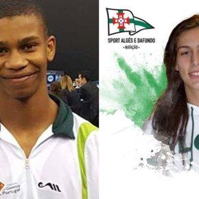 Ana Sofia Sousa e Rúben Gonçalves preparam2024