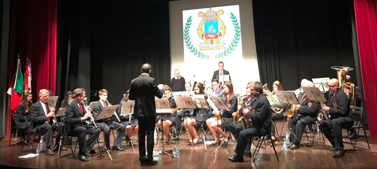 Sociedade Recreativa Filarmónica União Artística