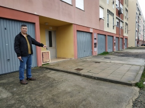 Moradores queixam-se das obras na rua do Galeão em Vila Nova de SantoAndré