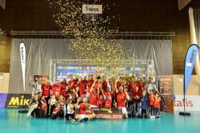 Benfica conquista 18.ª Taça de Portugal emSines