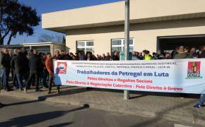 Trabalhadores da Petrogal prolongam greve até ao fim deMaio