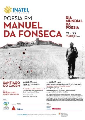 Santiago recebe Poesia em Manuel daFonseca