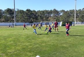 """Dezenas de jovens presentes no """"Joga Mais"""" em SantoAndré"""