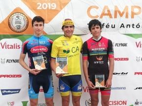 Diogo Pinto venceu a corrida em Santiago doCacém