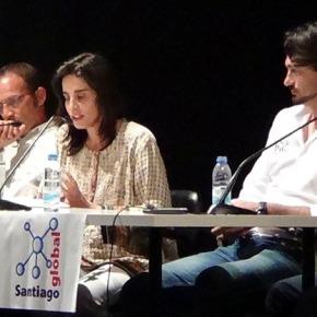 """A plataforma Santiago Global promoveu uma conferência subordinada ao tema """"Estratégia paraSantiago"""""""