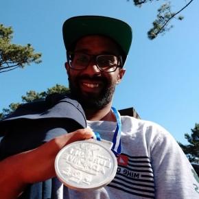 Camilo Abdula sagrou-se vice-campeãoeuropeu