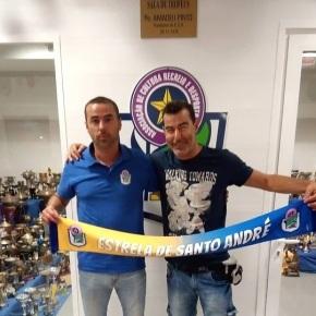 Carlos Neves é o novo treinador doEstrela