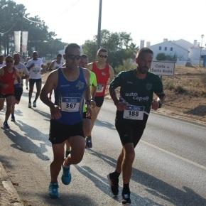 Carlos Papacinza e Sara Inácio vencem na Costa de SantoAndré