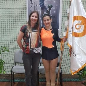 Inês Matias do Clube Galp Energia apurada para oNacional