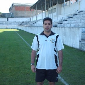 Álvaro Mendes é o novo treinador do União deSantiago