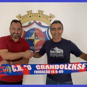 Vitor Pereira é o novo treinador doGrandolense