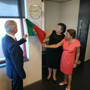 Ministra do Mar apresenta investimentos de 1,2 mil milhões de euros no porto deSines