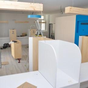 Obras do Balcão Único Municipal entram na fasefinal
