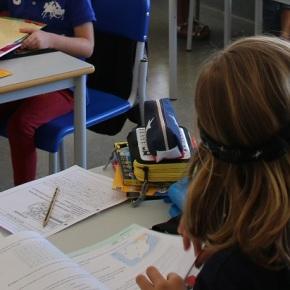 Regresso às aulas nos concelhos de Santiago do Cacém eSines