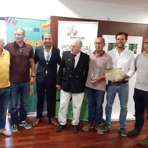 F. C. Alvaladense recebeu Prémio Nacional deMobilidade