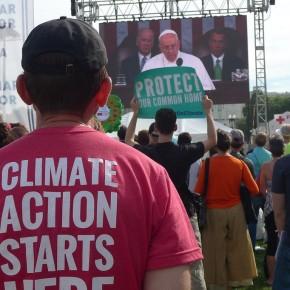 """Ecologia: Papa pede """"vontade política"""" para assumir medidas na Cimeira da AçãoClimática"""