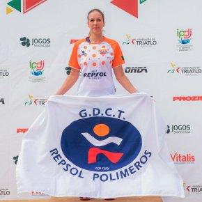 Susana Mateus sagrou-se campeã nacional de Triatlo emSines