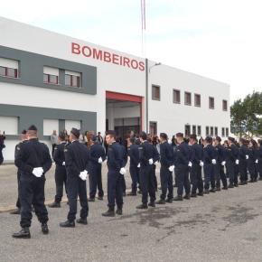 Bombeiros de Santo André inauguraram Quartel requalificado e batizaram quatro novasviaturas